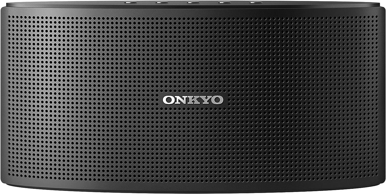 Onkyo X3 Bluetooth Speaker, Black