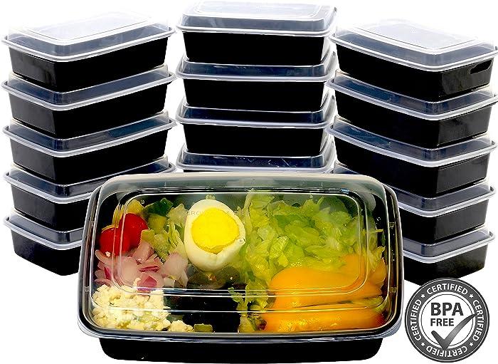 Top 8 20 Piece Food Storage