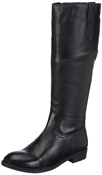 Andrea Conti 1418543002, Botines para Mujer, Schwarz, 41 EU: Amazon.es: Zapatos y complementos