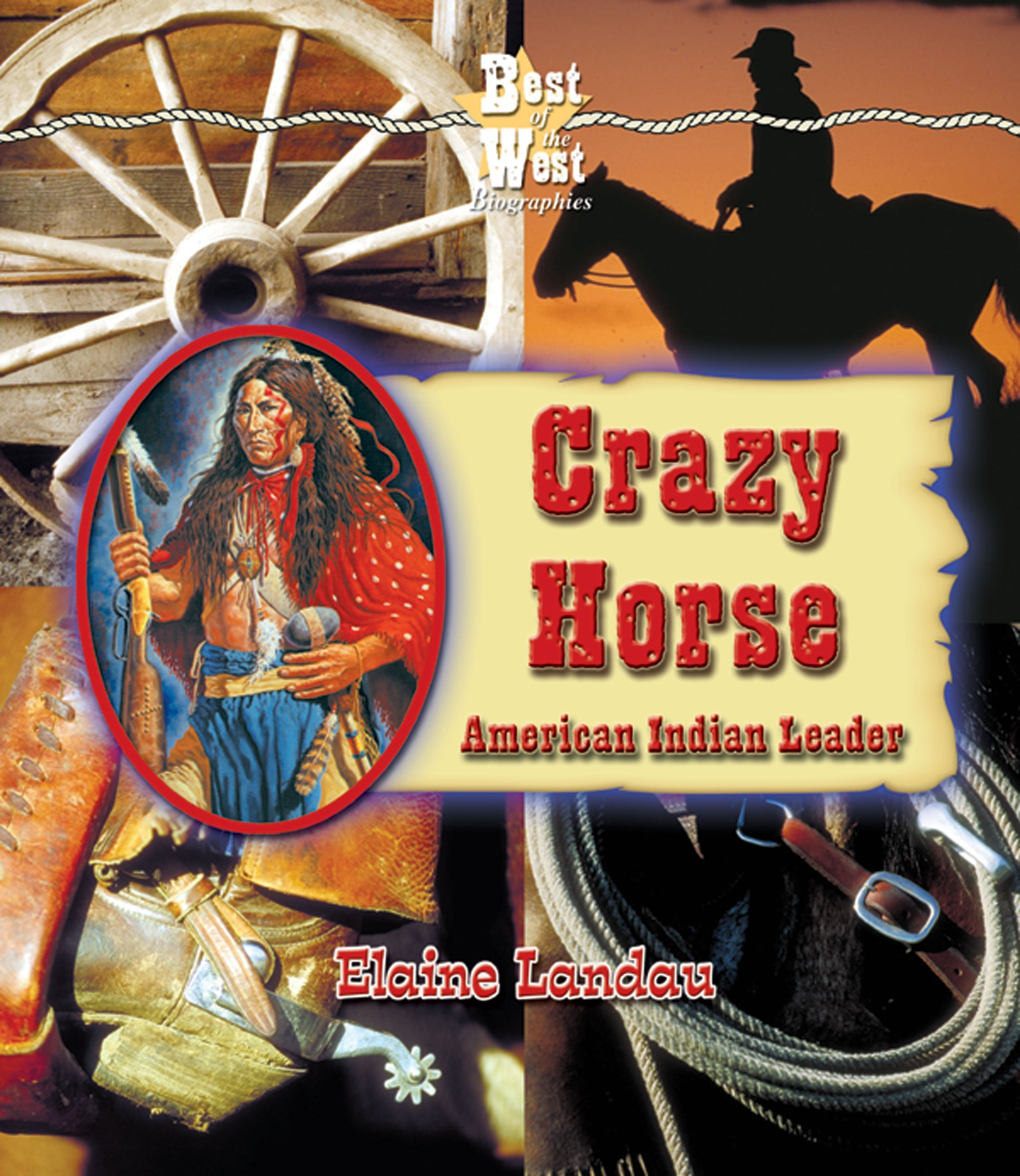 Download Crazy Horse: American Indian Leader (Best of the West Biographies) pdf