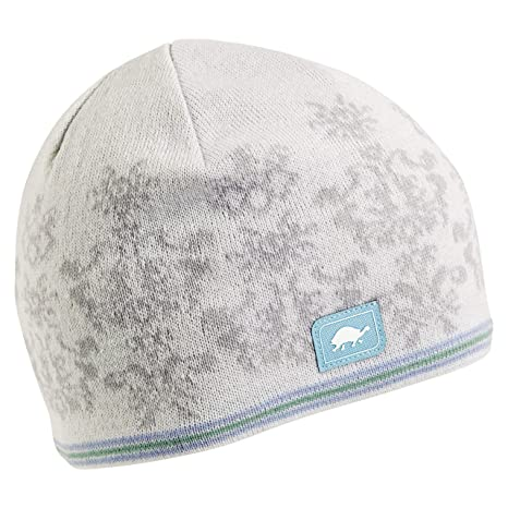 6fa64011dcc Amazon.com  Turtle Fur Floriana Women s Merino Wool Knit Beanie ...