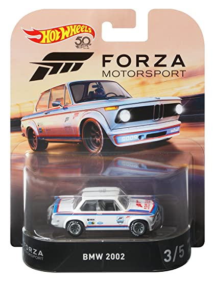 Hot Wheels BMW 2002 Vehicle, 1:64 Scale