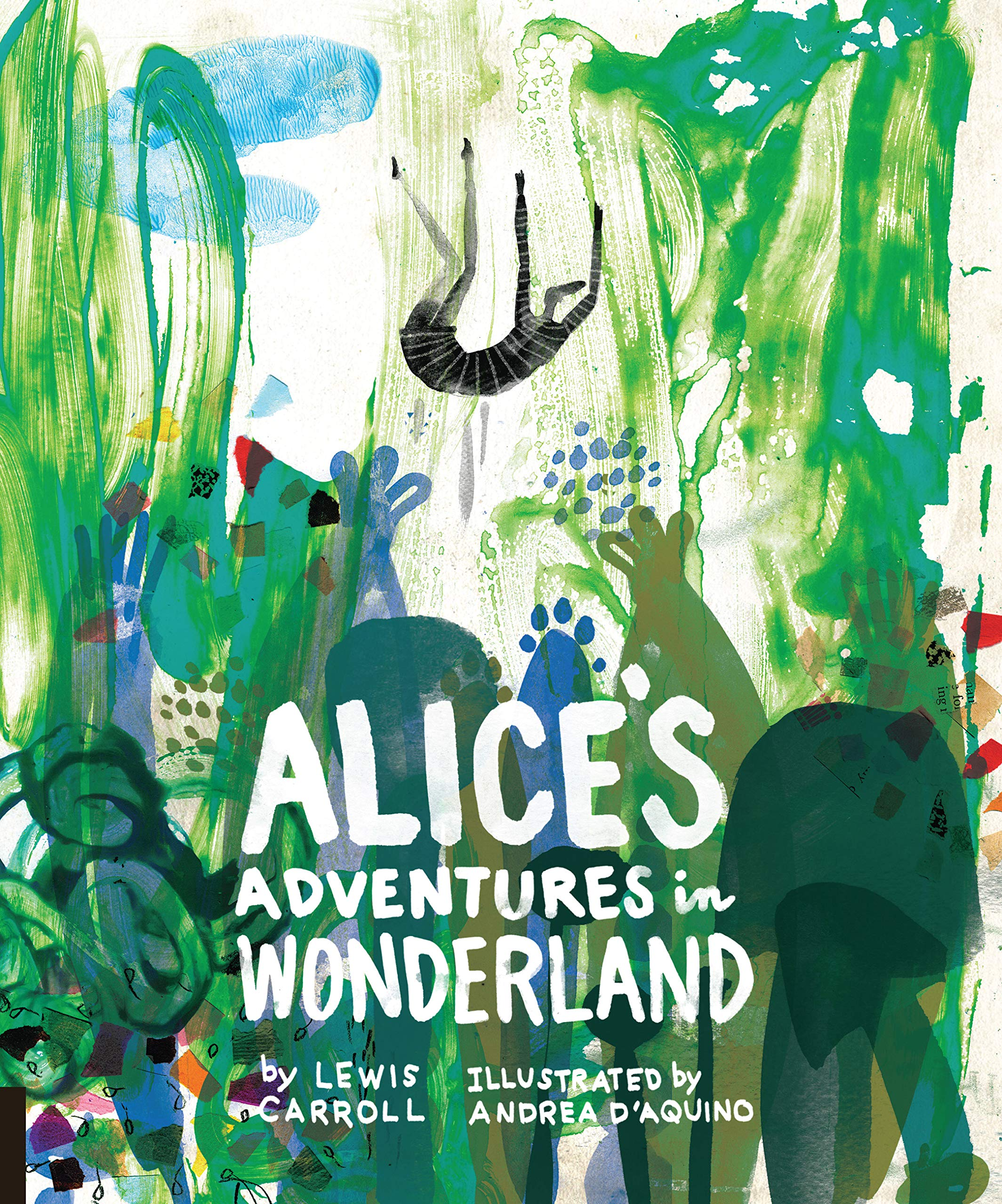 alices adventures in wonderland with photos and context