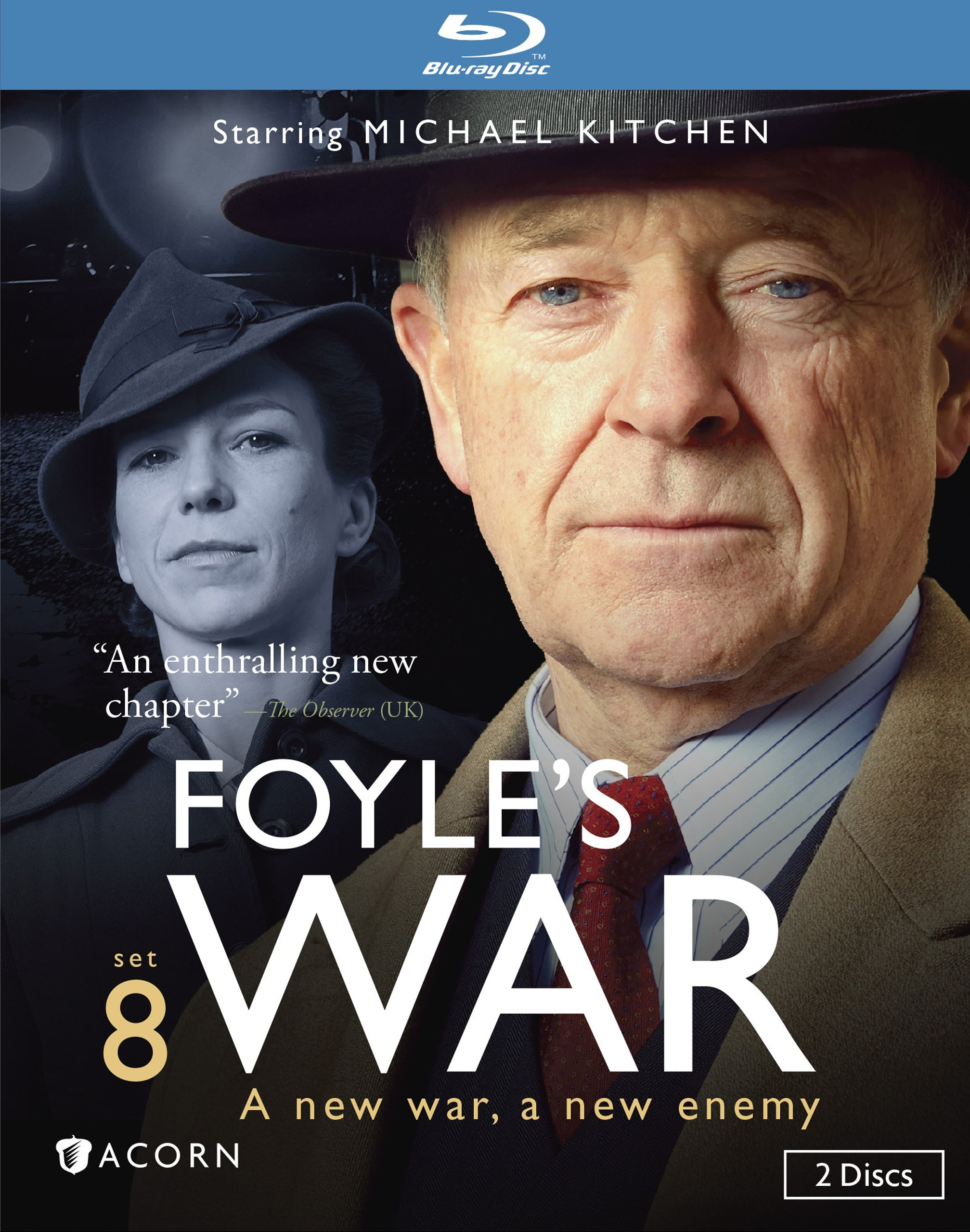 Foyle's War, Set 8 [Blu-ray]
