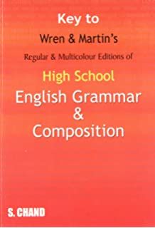 Buy high school english grammar and composition old edition book key to high school english grammar and composition fandeluxe