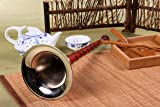 Rosewood Suona for Beginners Ten Tones Professional Hand-made Fine workmanship Chinese Folk Wind Musical Instrument Suona