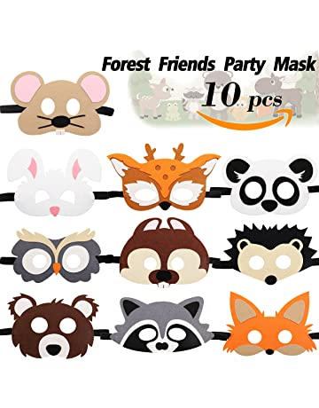 Amazon Com Masks Dress Up Pretend Play Toys Games