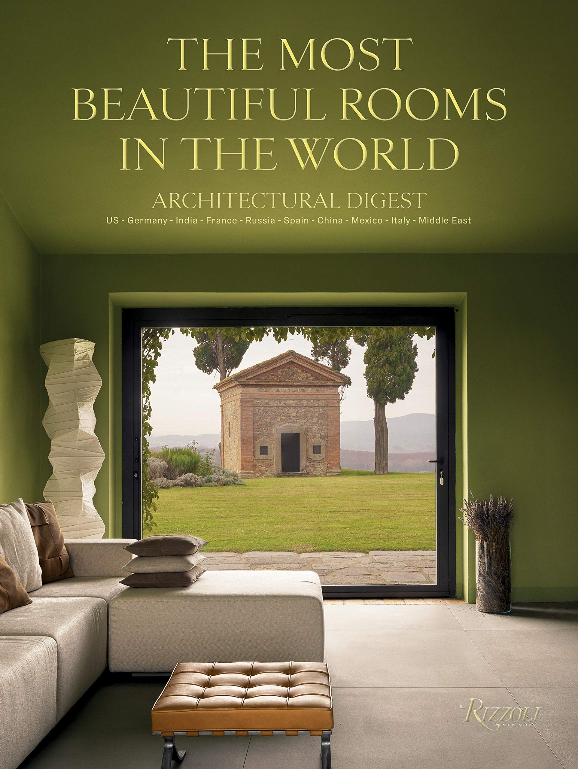 Architectural Digest The Most Beautiful Rooms In The World Kalt Marie Fremdsprachige Bücher