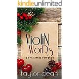 Violin Words (A Christmas Romance)