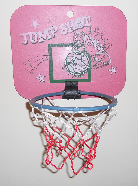Canasta mini baloncesto infantil junior basket ROSA: Amazon.es ...