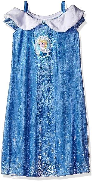 Amazon.com: Disney - Camisón de fantasía para niña, 6: Clothing