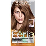 L'Oreal Paris Feria Multi-Faceted Shimmering Color, 58 Bronze Shimmer (Medium Golden Brown)