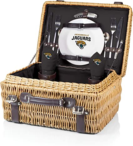 Baby Fork /& Spoon Set NFL New Jacksonville Jaguars Stainless Steel