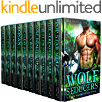 Wolf Seducers: A 10 Book Wolf Shifter Collection