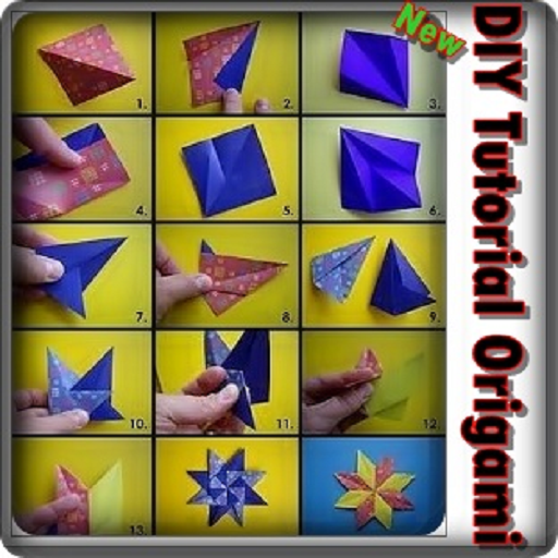 amazoncom diy tutorial origami new appstore for android