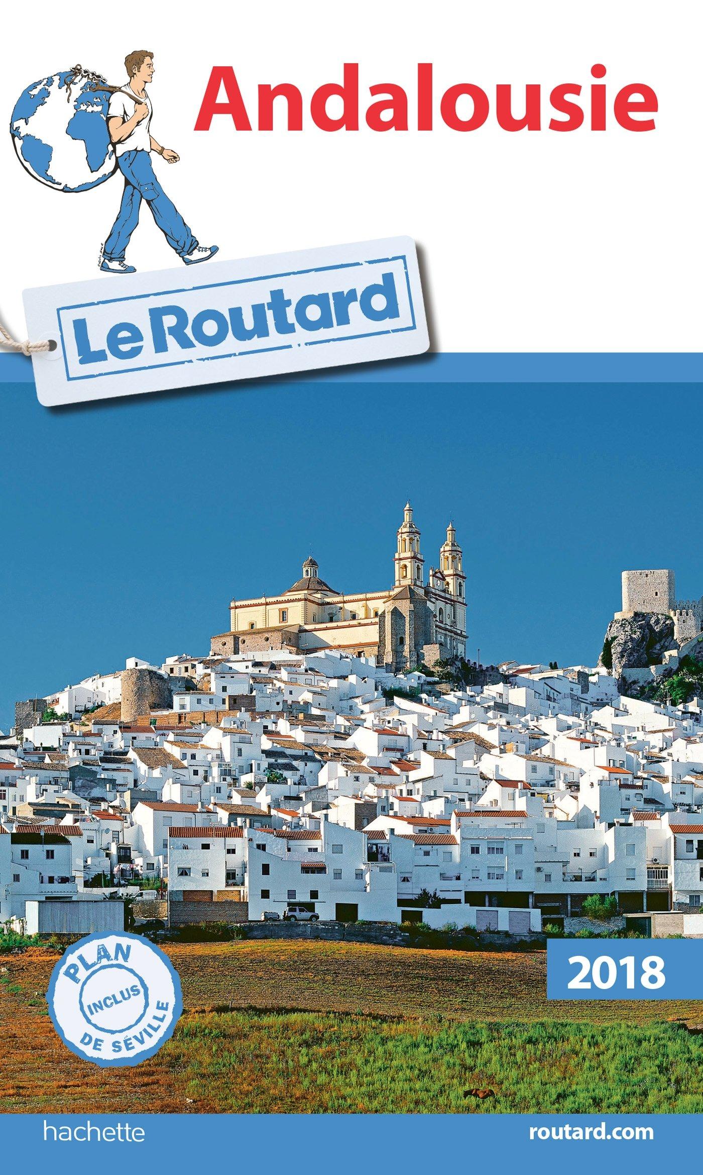 Guide du Routard Andalousie 2018 Broché – 29 novembre 2017 Collectif Hachette Tourisme 2012800343 TRAVEL / General