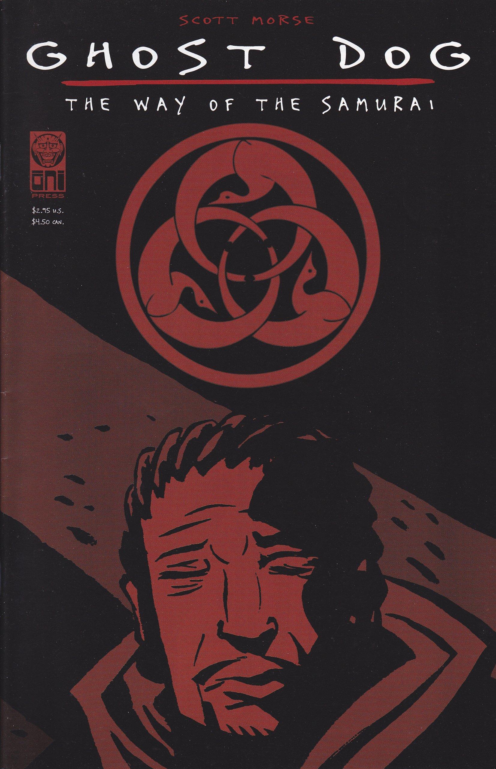 Ghost Dog: The Way Of The Samurai: Scott Morse: Amazon com