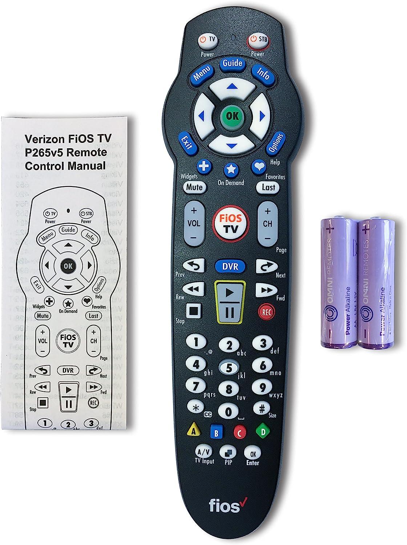 FIOS REMOTE CONTROL----FIOS----VOICE REMOTE CONTROL
