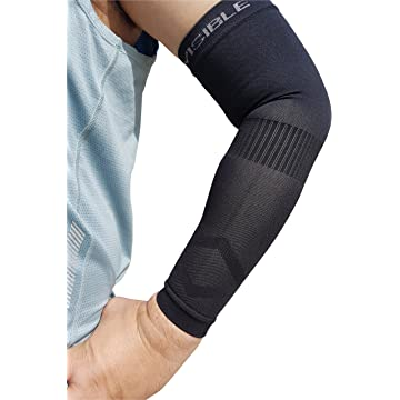 reliable BeVisible Sports Compression Arm Sleeves