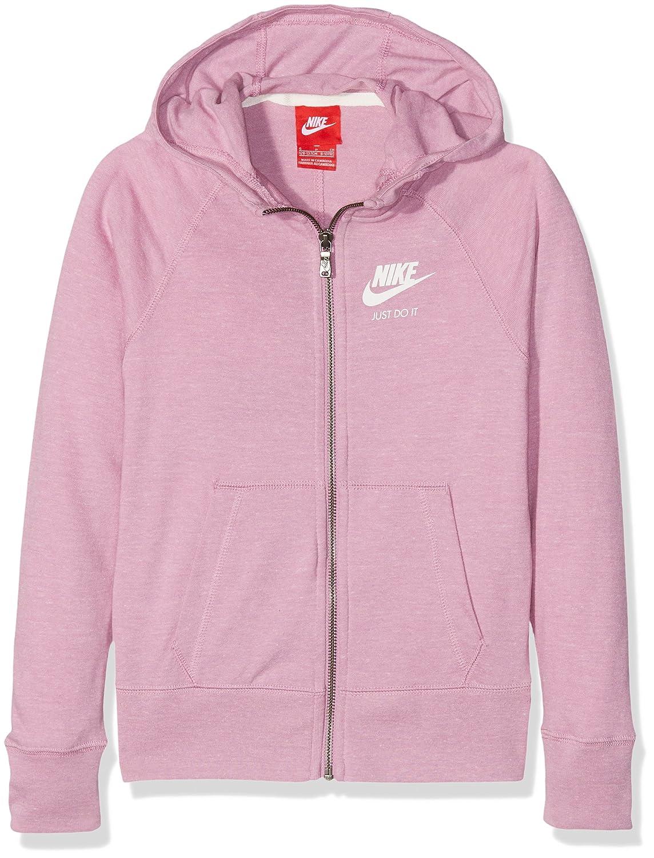 Nike G NSW VNTG FZ Felpa, Bambina: Amazon.it: Abbigliamento