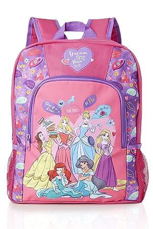 Mochila De Princesa De Disney Con Diseño De Princesa Bella ...