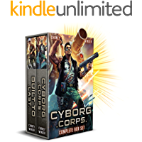 Cyborg Corps Complete Series Boxed Set