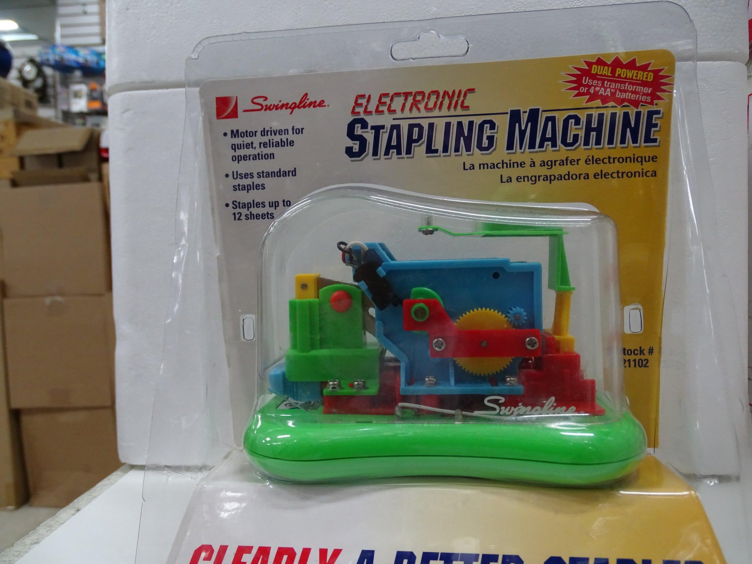 electronicstapling machine