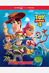 Toy Story 4 Movie Storybook (Disney/Pixar Toy Story 4) Paperback
