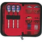 Brieftasche von Unicorn, Schwarz / Rot