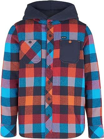 Animal - Camisa de manga larga con capucha modelo Lamprey para niños