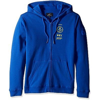 Alpinestars Men's Core Zip Fleece Sweatshirt: Clothing