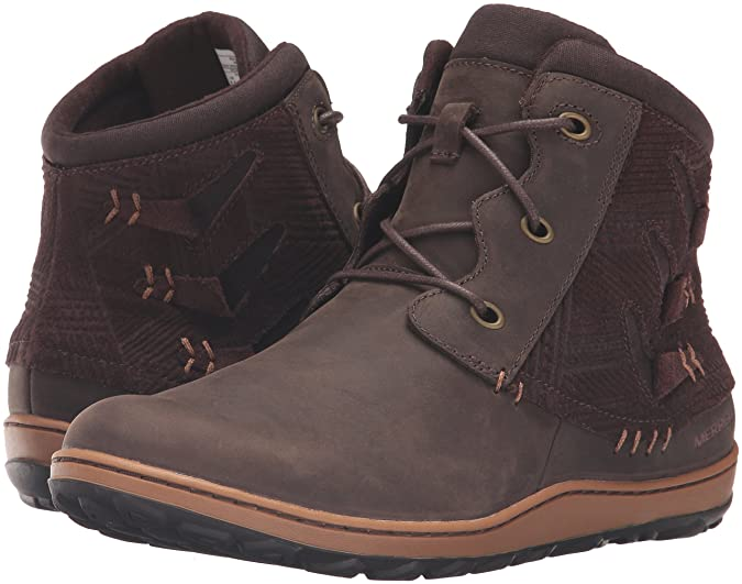 1b9b471a740 Amazon.com | Merrell Women's Ashland Vee Ankle Snow Boot | Snow Boots