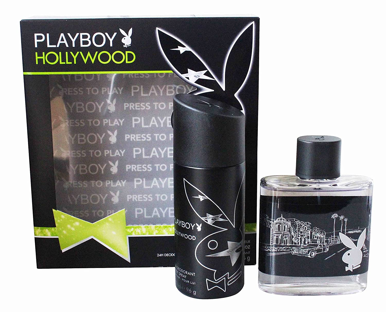 Playboy Set Profumo Fragranza Moderna e Intrigante - 2 Pezzi COTY ITALIA SPA COT00144