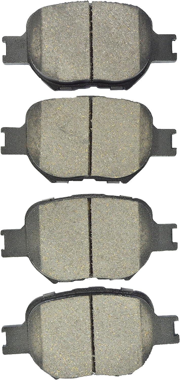 Dash4 MD477 Semi-Metallic Brake Pad