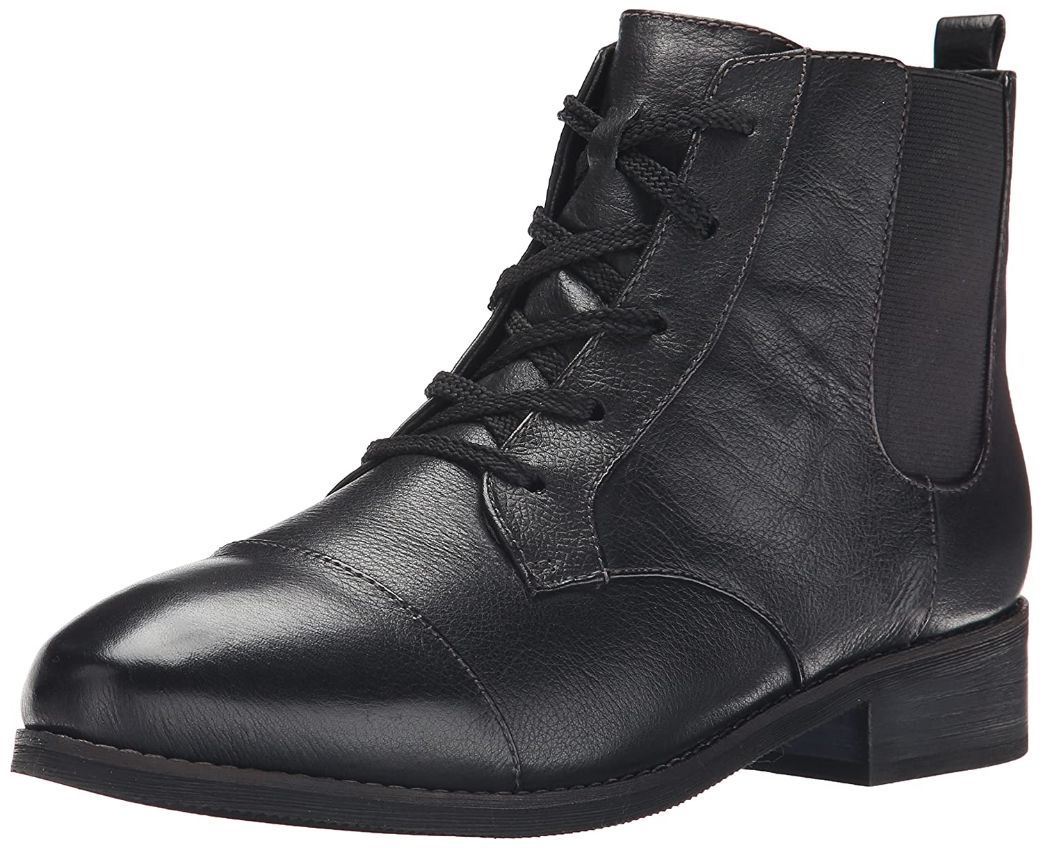 SoftWalk Women's Miller Boot B00S038TZM 8 B(M) US|Black