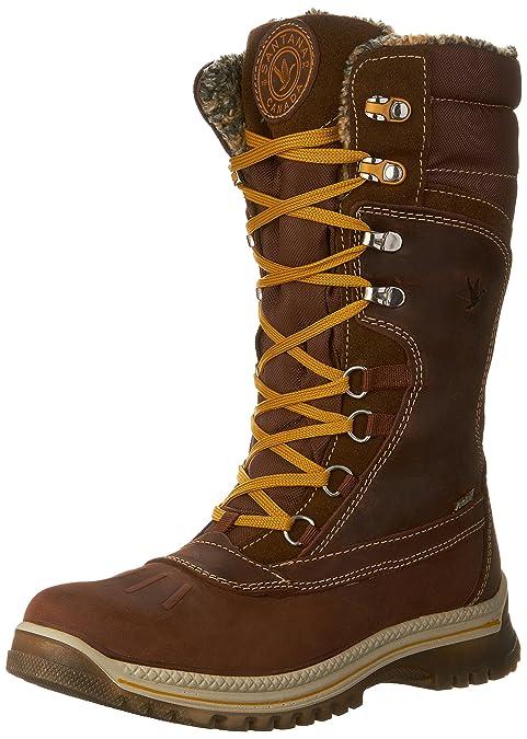 1069dec0a19 Santana Canada Women s Modena Snow Boots  Amazon.ca  Shoes   Handbags