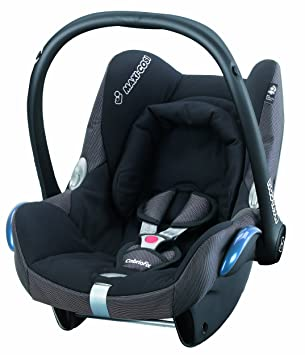 Maxi-Cosi CabrioFix Group 0  Infant Carrier Car Seat (Black ...
