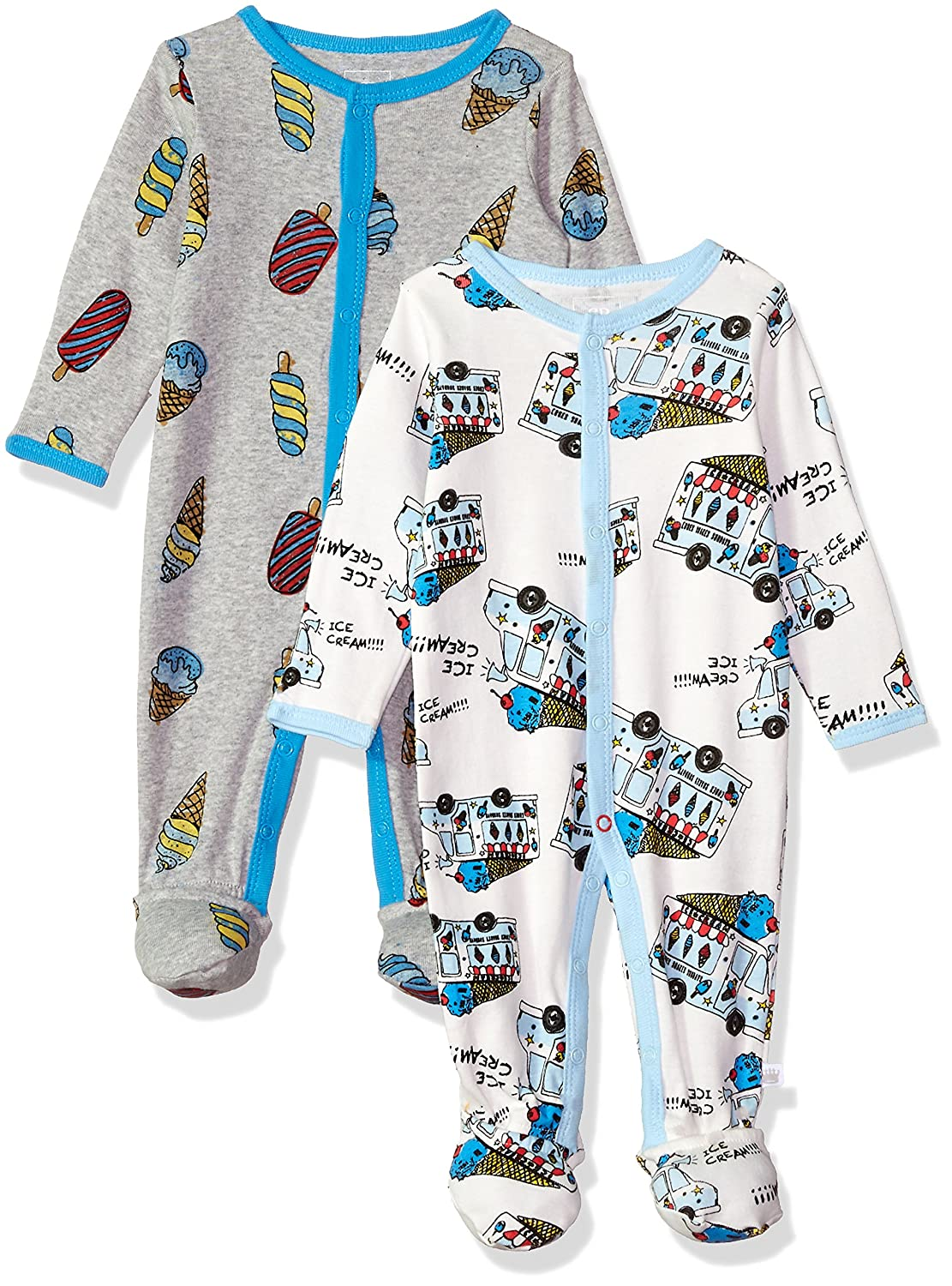 Rosie Pope Baby Boys Coveralls 2 Pack