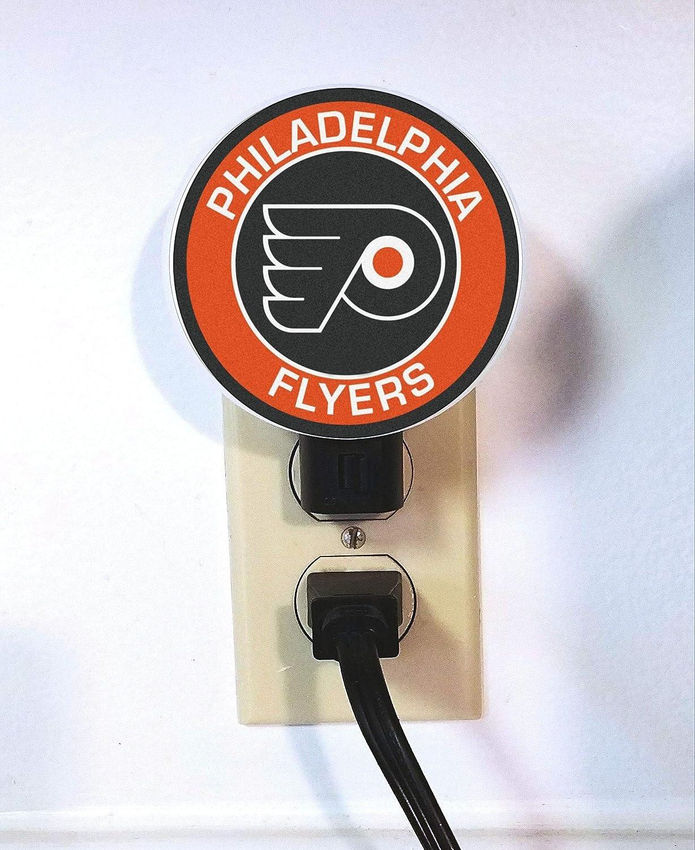 Philadelphia Night Light LED Plastic Plug-In Nightlight//Lamp