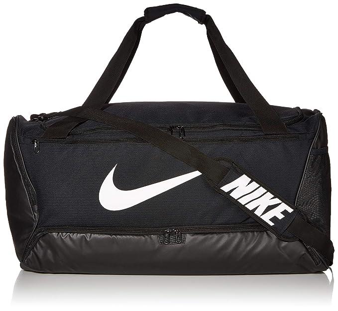Amazon.com: Nike Brasilia - Bolsa de deporte (tamaño grande ...