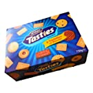 McVities Tasties Selection Assortment Biscuit Box 730g | 8 Varieties | 70 Biscuits | Milk Chocolate Digestive | Bourbon | Fruit Shortbreads | Custard Creams | Jam Rings | Shortcake | Nice | Digestives