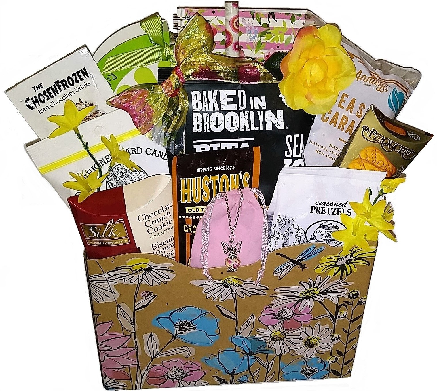 You're An Angel Gift Basket for Teens, Mother, Sister, Friend