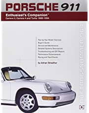 Porsche 911 Enthusiasts Companion: Carrera 2, Carrera 4, and Turbo 1989-1994