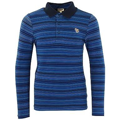 Paul Smith Junior Camiseta de polo azul marino: Amazon.es: Ropa y ...