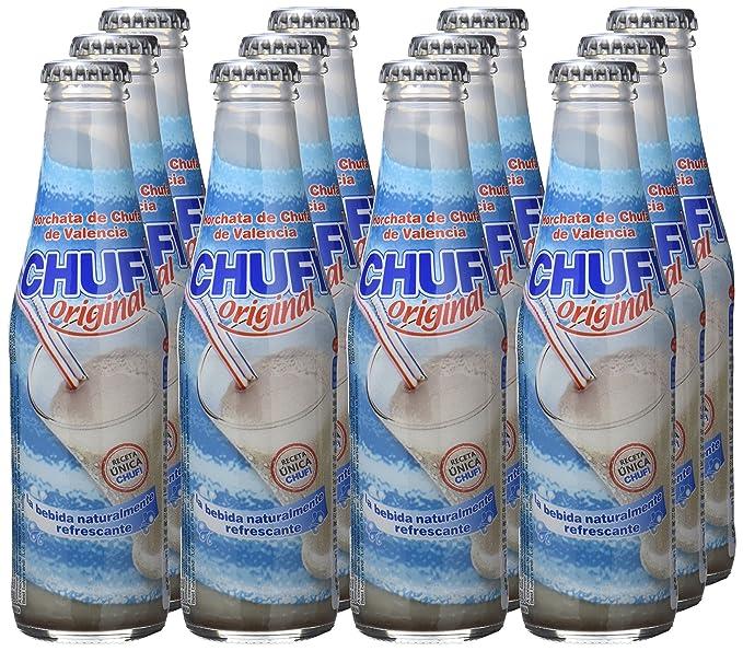 Chufi Original - Horchata de Chufa de Valencia 200 ml, 1 unidad - [Pack de 12]: Amazon.es: Alimentación y bebidas