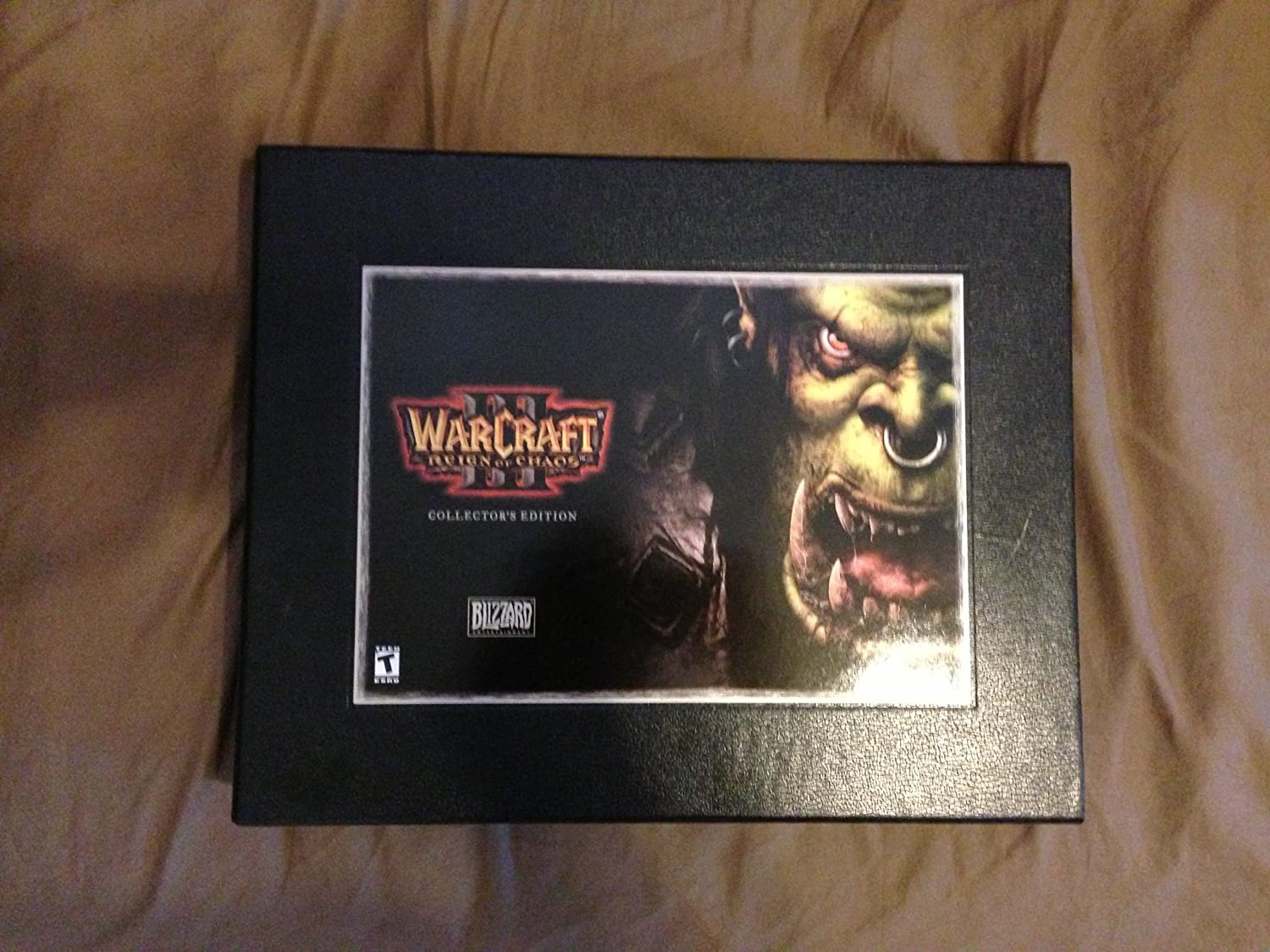 Amazon com: WarCraft III: Reign of Chaos Collector's Edition