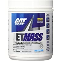 GAT JetMASS Fastest-Acting Muscle Volumizing Creatine System Tropical Ice 30 Servings