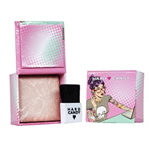Hard Candy Fox In A Box Bronzer, 1341 Girl Boss 0.25 oz / 5.7 g (Pack of 1)