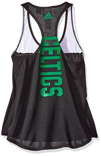 Amazon.com: Adidas NBA - Camiseta de tirantes para mujer ...