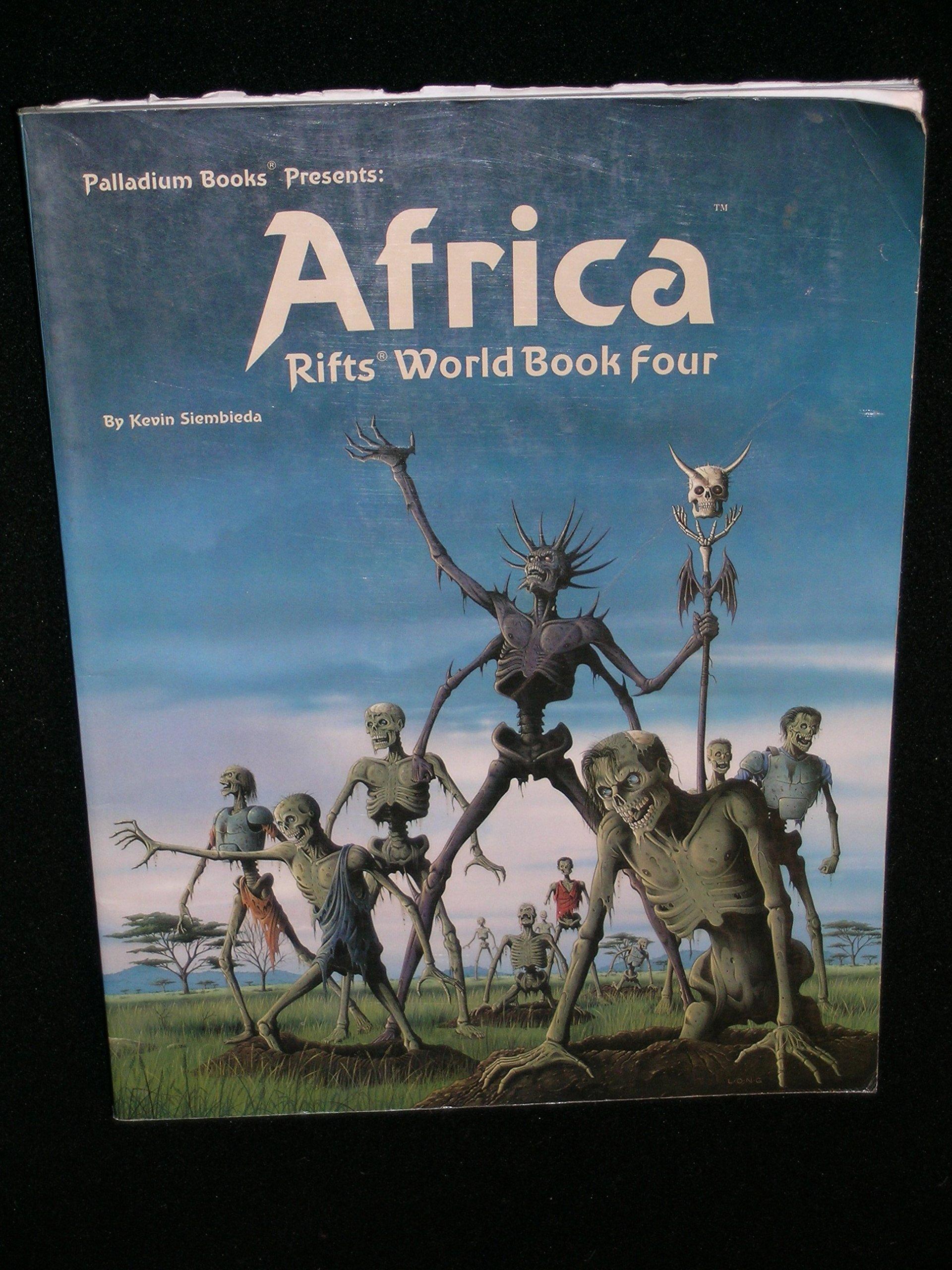 Rifts World Book 4: Africa